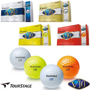 TOURSTAGE V10 ゴルフボール
