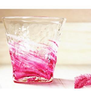 可愛い手作り琉球グラス
