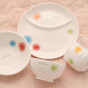 オリジナル子供食器(シビラ)