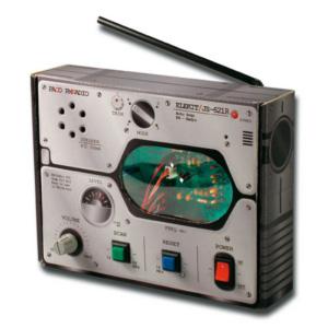 オリジナル工作FMラジオキット