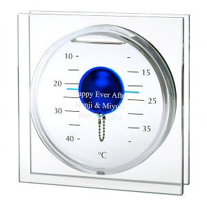 オリジナルおしゃれなガリレオ温度計
