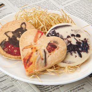 オリジナル写真プリントクッキー
