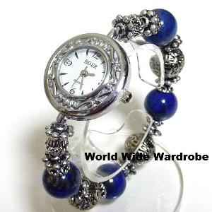 オリジナルハンドメイドパワーストーン腕時計